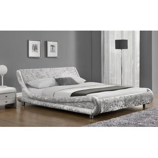 Deveral Fabric Upholstered Ottoman Bed Frame By Metro Lane