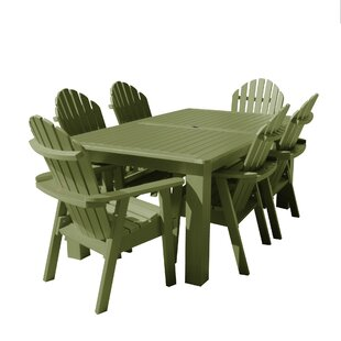 Anette 7 Piece Dining Set