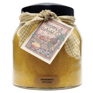 Grandma's Kitchen Scented Jar Candle