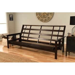 Read Reviews Leavittsburg Futon Frame by Red Barrel Studio Reviews (2019) & Buyer's Guide