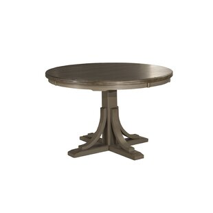 Kinsey Pedestal Dining Table by Rosecliff Heights Best Choices