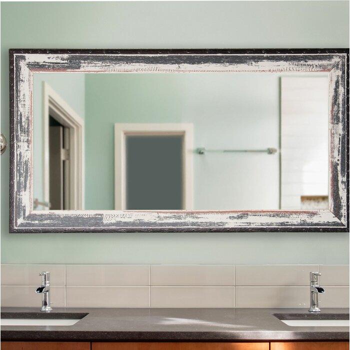 miroir de salle de bain/meuble-lavabo contemporain moderne & Junipero