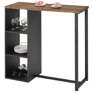 Vancel Home Bar With Wine Storage By 17 Stories