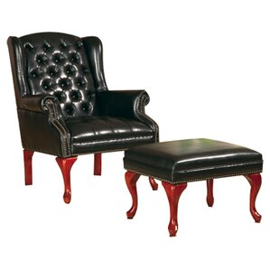 Walterville Wing back Chair by Wildon Home ?