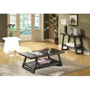 Tocco 2 Piece Coffee Table Set by Gracie Oaks