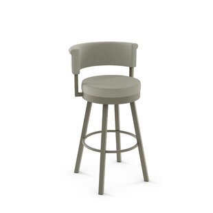 Rosco 30.75 Swivel Bar Stool by Amisco Cheap