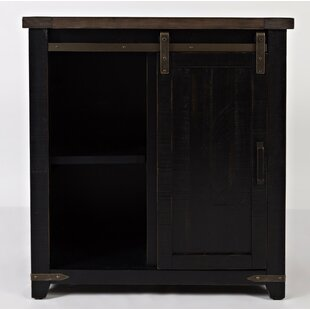 Gracie Oaks Westhoff 3 Drawer Accent Cabinet