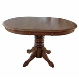 Sandalwood Drop Leaf Solid Wood Dining Table by Chelsea Home
