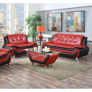 Elzada 3 Piece Living Room Set..