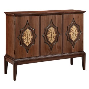 Priory 3 Door Accent Cabinet