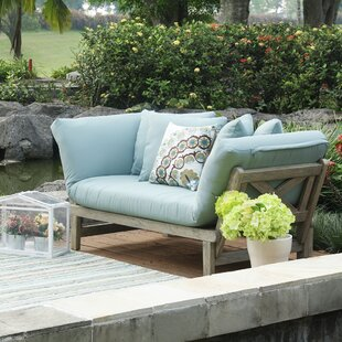 Englewood Patio Daybed/Sofa with Cushions