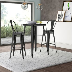 Suruga 3 Piece Pub Table Set b..
