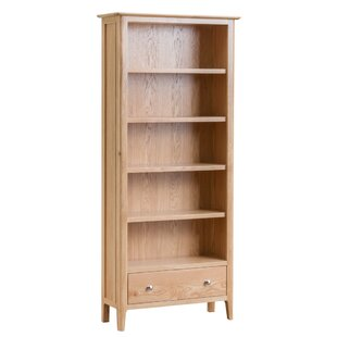 Zeppelin Wooden Bookcase By Brambly Cottage