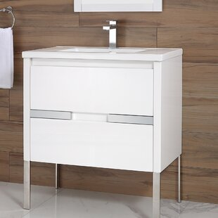 Kielbasa 32 Single Bathroom Vanity Set by Orren Ellis