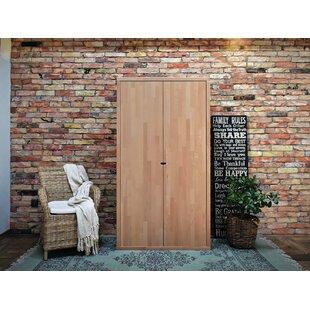 Review Artin 2 Door Wardrobe