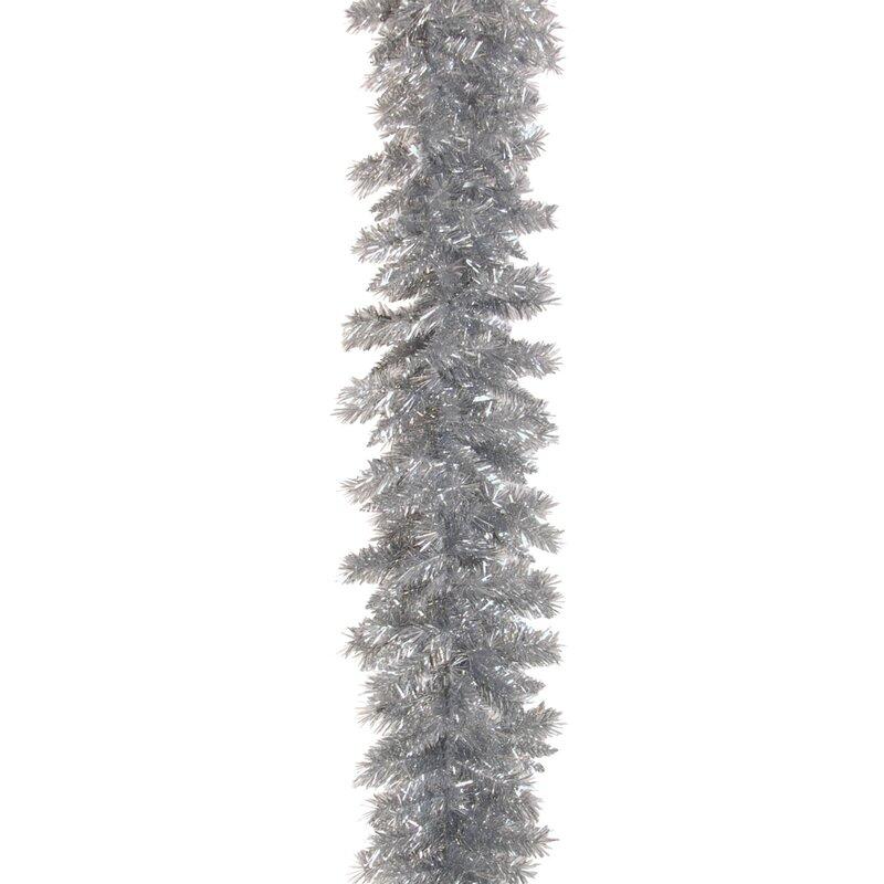 The holiday aisle tinsel trees garland reviews wayfair