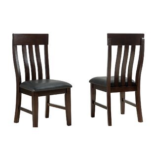 Red Barrel Studio Mee Dining Chair (Set of 2)