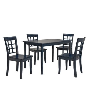 Alverson 5 Piece Dining Set
