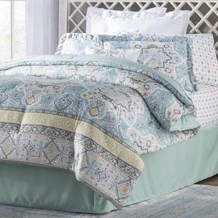 Bungalow Rose Homerville Bautista Complete Comforter and Cotton Sheet Set