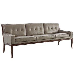 Studio A Home Wilson Leather Sofa