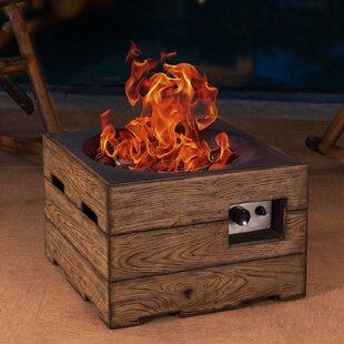 Sunjoy Kent LP Fire Pit