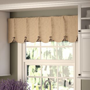 Window Valances Café Kitchen Curtains Youll Love Wayfair