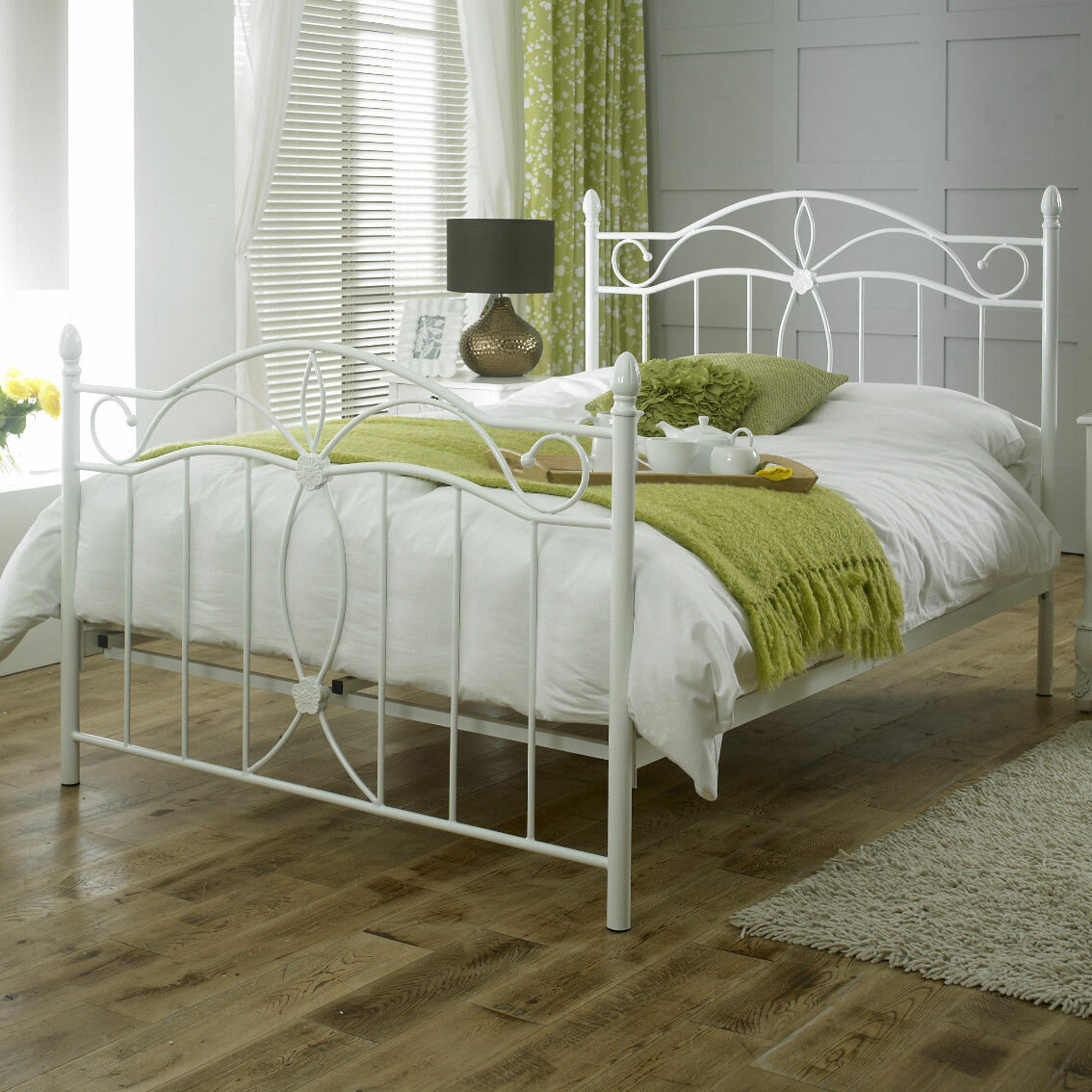 Home Haus Utah Double Bed Frame