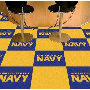 US Armed Forces 18 x 18 Carpet Tiles ByFANMATS