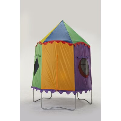 Treehouse Trampoline Tent Bazoongi Kids
