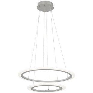 Orren Ellis Paynter 2-Light Pendant