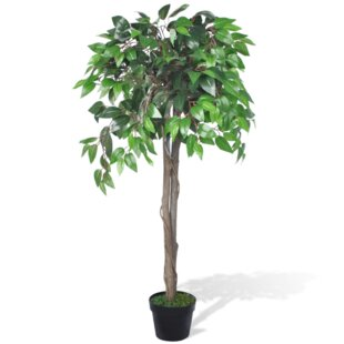 Artificial Tree In Pot By The Seasonal Aisle