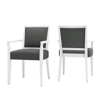 Angustain Upholstered Dining Chair (Set of 2) by Ebern Designs SKU:BC413215 Buy
