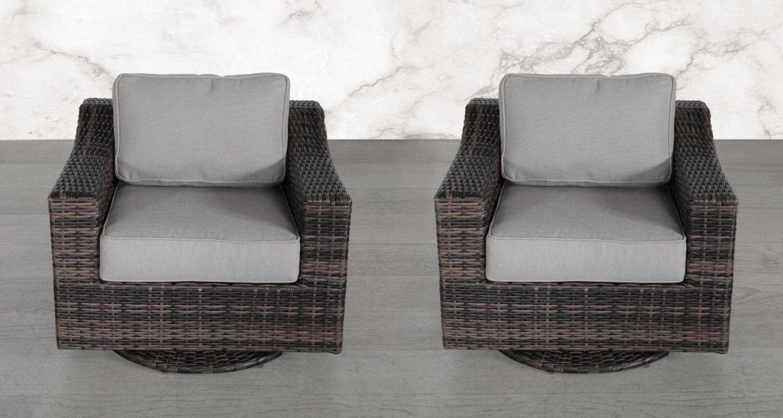TK Classics Fairmont (Set of 2) Patio Chair   Item# 11227