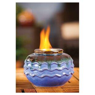 Evergreen Enterprises, Inc Chelsea Firepot Tabletop Tabletop torch