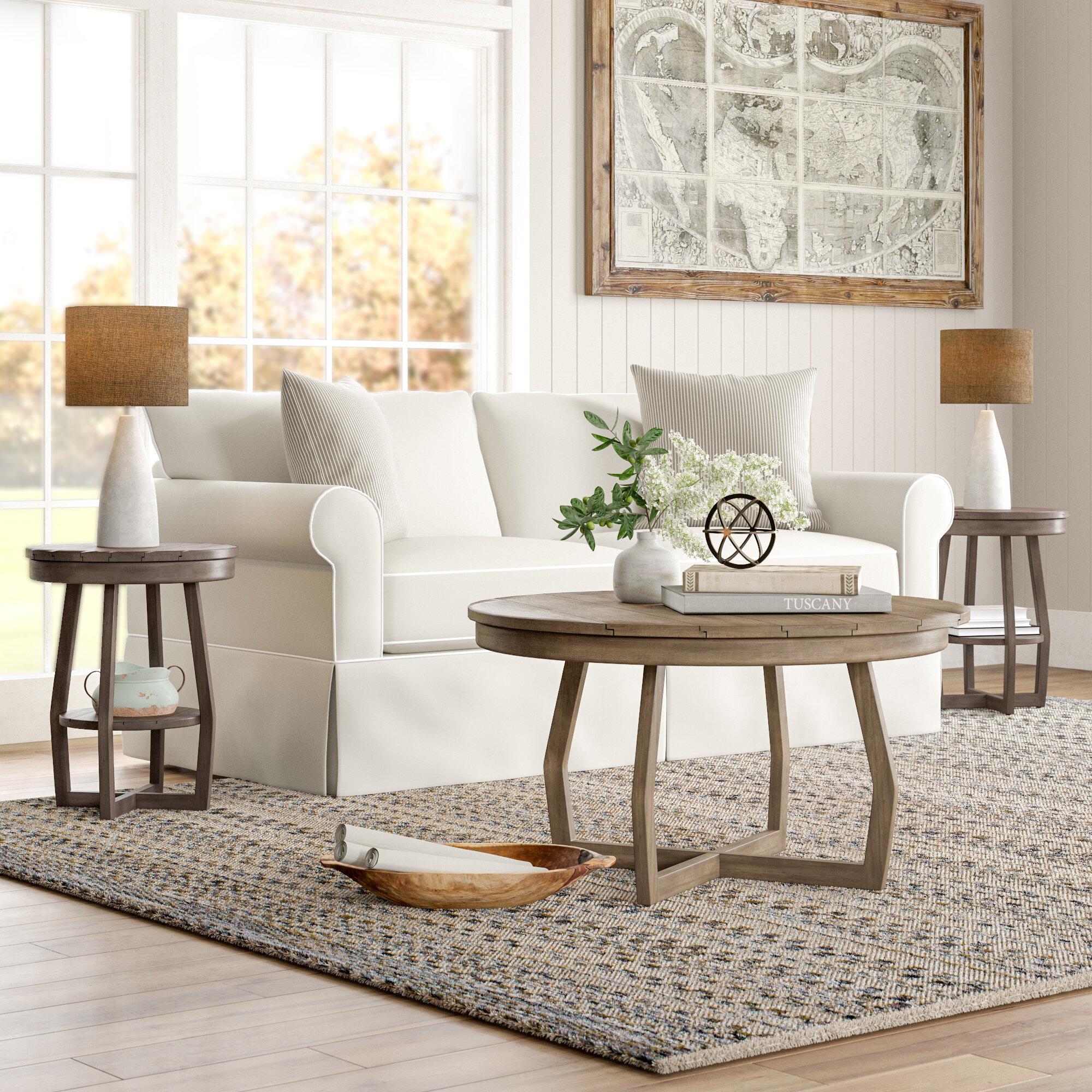 - Birch Lane™ Heritage Easton 3 Piece Coffee Table Set & Reviews