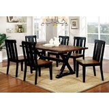 Ulises 7 Piece Dining Set by Gracie Oaks