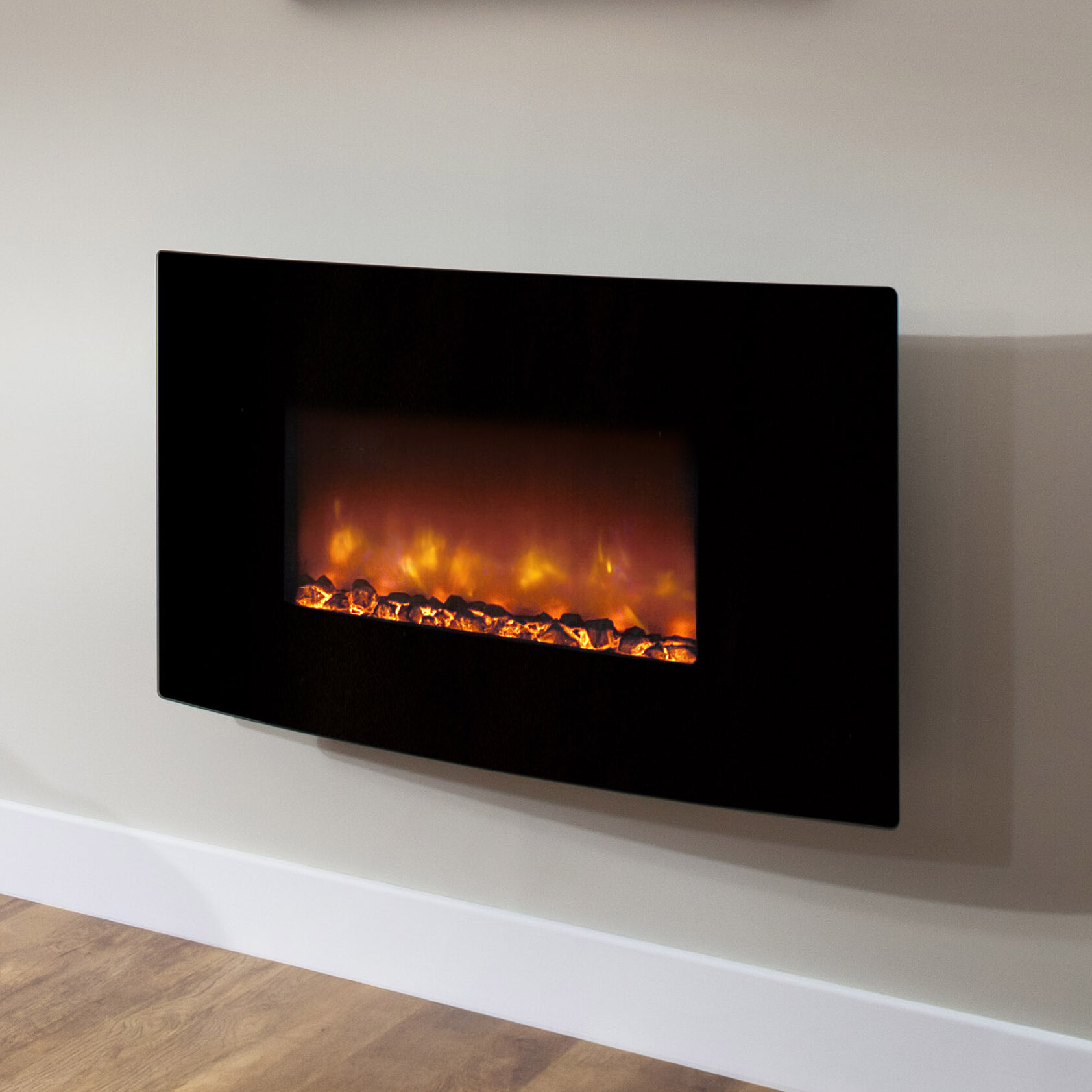mounted fireplaces wall talking design fireplace image book ideas style electric of