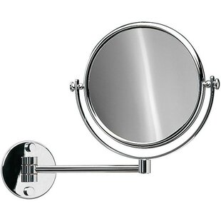 Look for Knap Double-Sided Extendable Makeup/Shaving Mirror By Symple Stuff