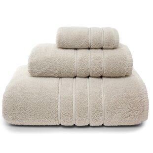 3 Piece Turkish Cotton Towel Set