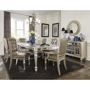Lusher 7 Piece Extendable Dining Set
