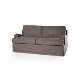 Nichole Standard Loveseat By One Allium Way