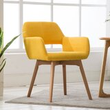 Falone Upholstered Arm Dining Chair (Set of 2) by Wrought Studio™