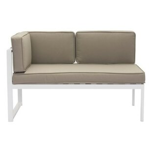Korman Patio Sofa with Cushions