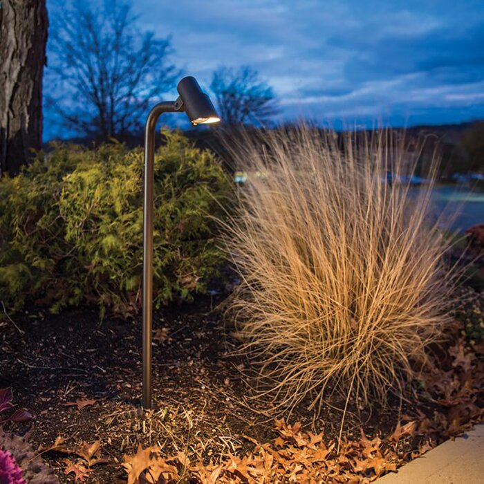 Mini Accent Low Voltage Hardwired Led Pathway Light
