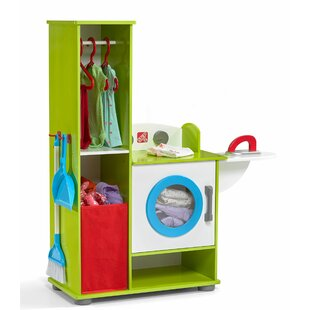 Clean Sweep Laundry Center Housekeeping Set