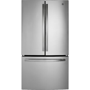27 cu. ft. Energy Star® French Door Refrigerator by GE Appliances