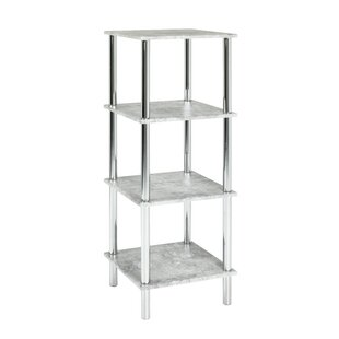 Emelda Etagere Bookcase By Metro Lane
