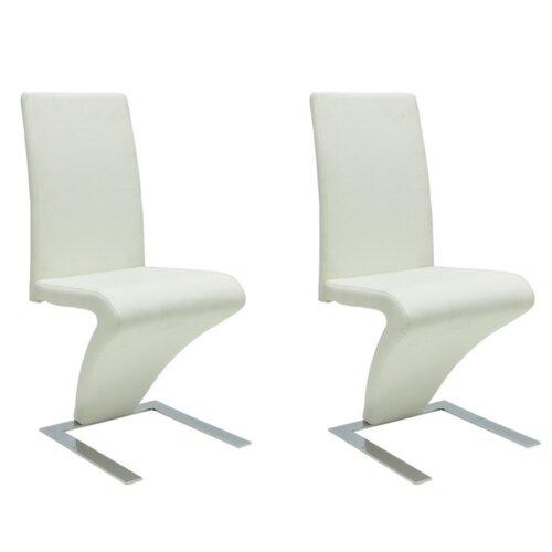 Freischwinger-Set Perspections Polsterfarbe: Weiß   Küche und Esszimmer > Stühle und Hocker > Freischwinger   Perspections