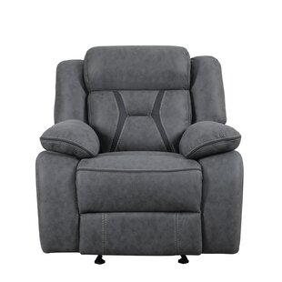 Vincenzo Glider Recliner by Latitude Run 2019 Coupon