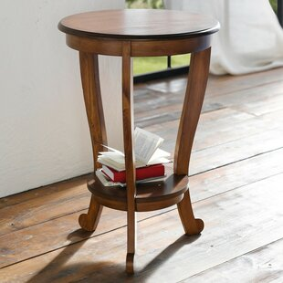 Pier Surplus End Table